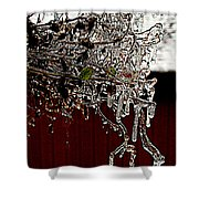 November Rain Shower Curtain