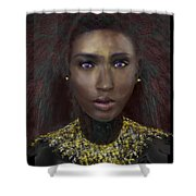 Nubia Shower Curtain