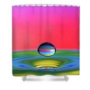 Nucleus Shower Curtain