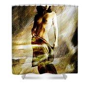 Nude 026e Shower Curtain