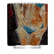 Nude 450608 Shower Curtain