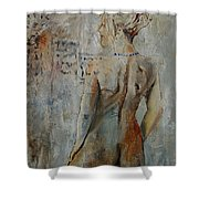 Nude 459020 Shower Curtain