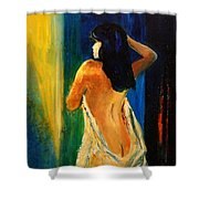 Nude 459070 Shower Curtain