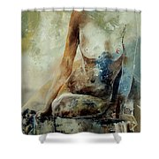 Nude 560408 Shower Curtain