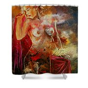 Nude 561008 Shower Curtain