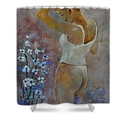 Nude 570121 Shower Curtain