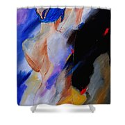 Nude 579020 Shower Curtain