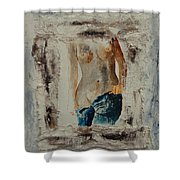 Nude 674521 Shower Curtain