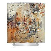 Nude 679070 Shower Curtain