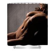 Nude Art No.11 Shower Curtain