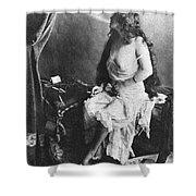 Nude Smoking, 1913 Shower Curtain