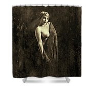 Nude Woman Model 1722  019.1722 Shower Curtain