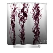 Nueroses Shower Curtain