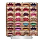 Numi Cosmetics  Shower Curtain
