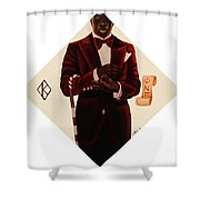 Nupe Shower Curtain