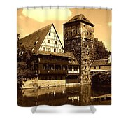 Nuremberg Shower Curtain