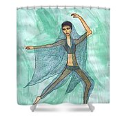 Nutcracker Act 2 Impressions In Progress Shower Curtain