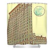 Ny Manhattan Shower Curtain