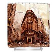 NY2 Shower Curtain