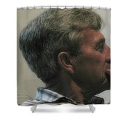 Nybb3dt_042 Shower Curtain