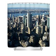 Nyc 1 Shower Curtain