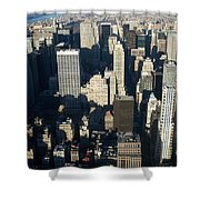 Nyc 5 Shower Curtain