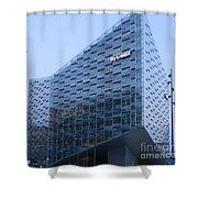 Nykredit Copenhagen Shower Curtain