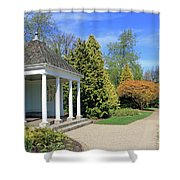 Nymans English Country Garden Shower Curtain