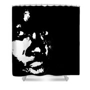 Nze Two 3 Shower Curtain