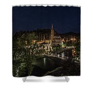 O Holy Night Shower Curtain