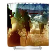 O How Much More Doth Beauty Beauteous Seem Shower Curtain