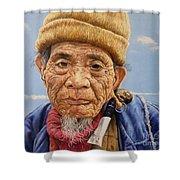 O Mr Mountain Baguio Shower Curtain