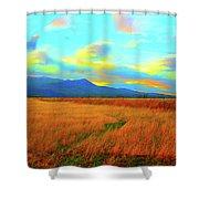 O Prairie Mother Shower Curtain