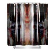 Oa-1902 Shower Curtain