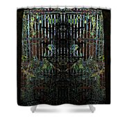 Oa-1921 Shower Curtain
