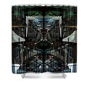 Oa-1953 Shower Curtain