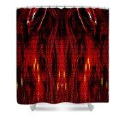 Oa-1999 Shower Curtain