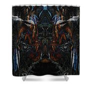 Oa-4895 Shower Curtain