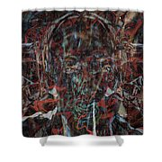Oa-5977 Shower Curtain