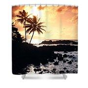 Oahu, North Shore Shower Curtain