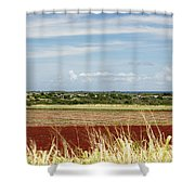 Oahu, Wailua Shower Curtain