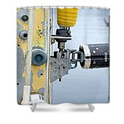 Oak Bluffs Sailor Cropped Shower Curtain