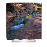 Oak Creek Canyon Splendor Shower Curtain