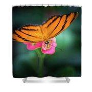 Oak Tiger Butterfly- 2 Shower Curtain