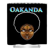 Oakanda  Shower Curtain