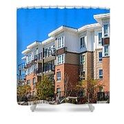 Oakville Property Management Shower Curtain