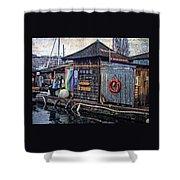 Oarhouse Shower Curtain