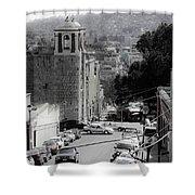 Oaxaca Mexico 1 Shower Curtain