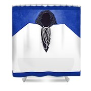 Obatala Shower Curtain