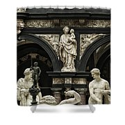 Objects Of Devotion Shower Curtain